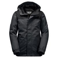 2c93ae827326 Купить. Куртка для мальчиков B KAJAK FALLS JKT (черная)