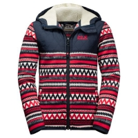 Джемпер детский K NAVAJO MOUNTAIN FLEECE Jack Wolfskin