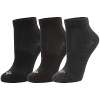 Носки Columbia Flat Knit Quarter, 3 пары