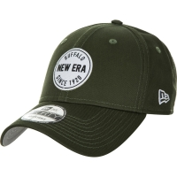Бейсболка мужская New Era 101 9Forty Entry NE Patch (зеленая)