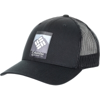 Бейсболка Mesh snap back hat (черная)