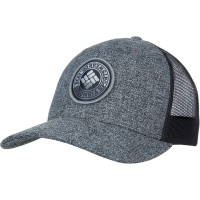 Бейсболка Mesh snap back hat (темно-серая)