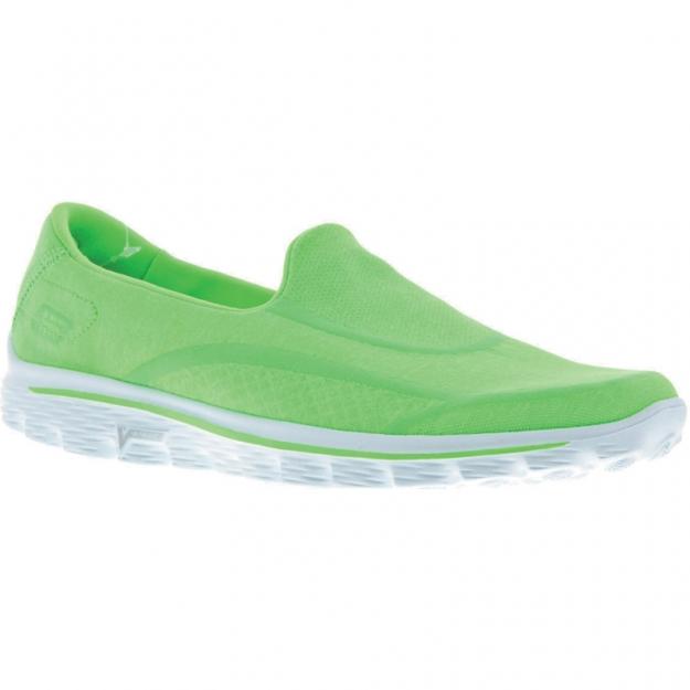 Кроссовки женские Skechers GO Walk 2 Super Sock d5f9969313e