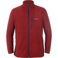 Джемпер мужской Fast Trek™ II Full Zip Fleece Columbia (красный)