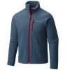 Джемпер мужской Fast Trek II Full Zip Fleece (синий/красный)